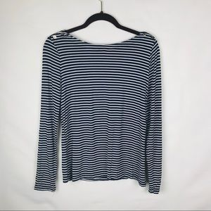 41 Hawthorn Striped top